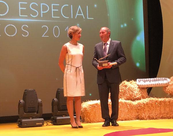 Agropal, Premio de Honor en los Premios Surco