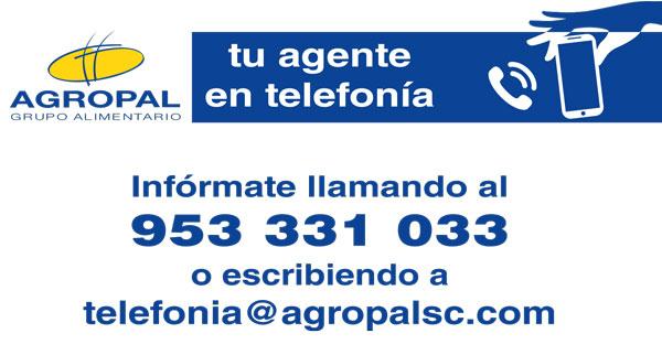 Agropal mejora sus servicios en telefonía