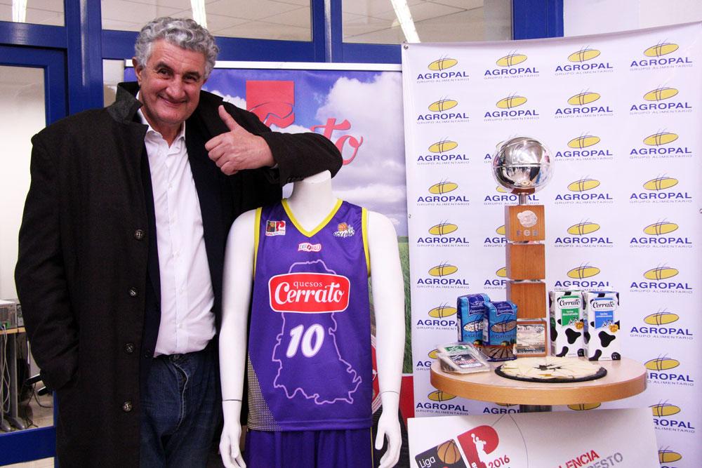 Fernando Romay, invitado de lujo en Agropal