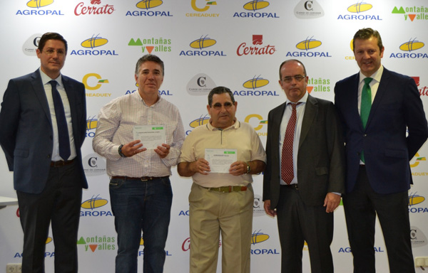 Agropal y Cereaduey reciben un reconocimiento por su baja siniestralidad laboral