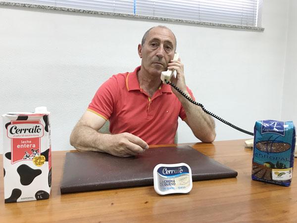 Entrevista con Cipriano Rodríguez Rodríguez, presidente de Agropal Grupo Alimentario