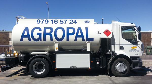Gasóleo Agropal