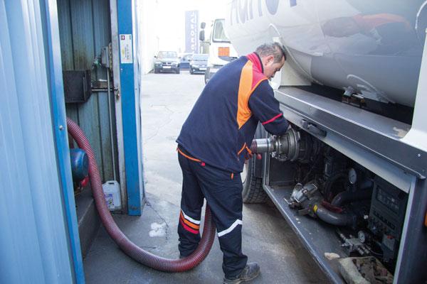 Precaución y buenas maneras en instalaciones y uso del gasóleo