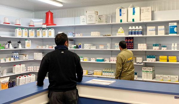Los servicios veterinarios de Agropal contribuyen al uso responsable de los antibióticos