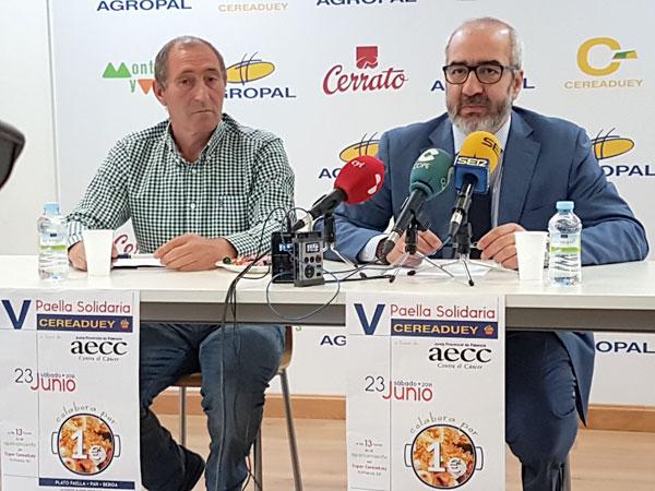 Supermercados Cereaduey organiza su V paella solidaria