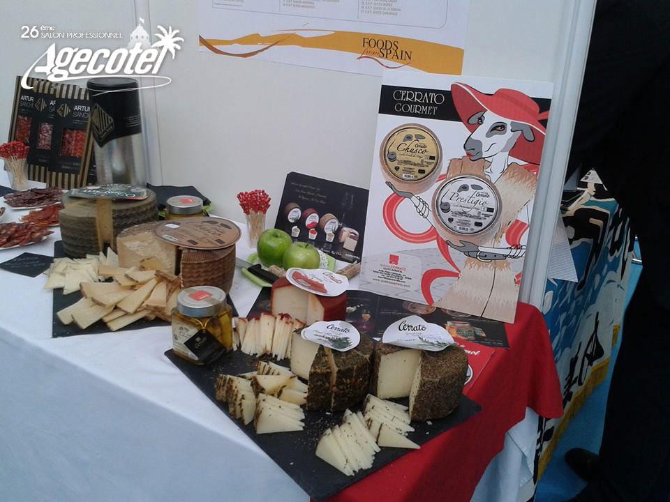 Cerrato Gourmet se exhibe por todo lo alto en Niza