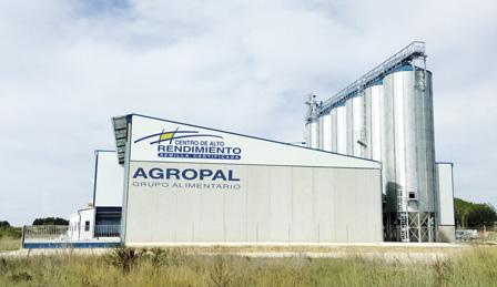 Centro de Alto Rendimiento Agropal